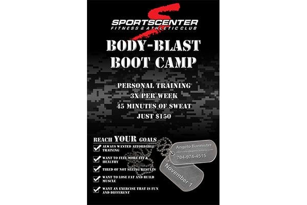 Body Blast Boot Camp
