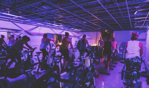 spin classes in best gyms near me