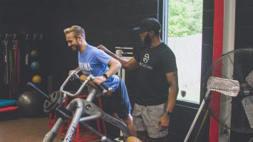 personal trainer at best gym in concord