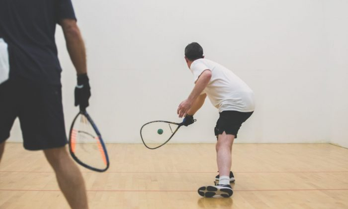 best racquetball courts in gym concord